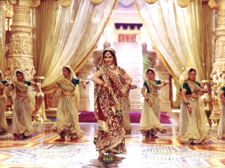 Scene from Devdas (the most beautiful Bollywood movie I've seen yet). Love Bollywood!