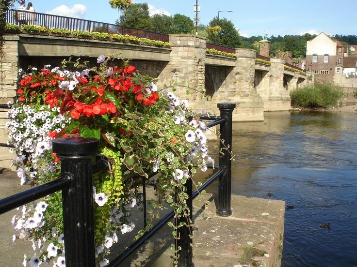 The Bridge in Bridgnorth