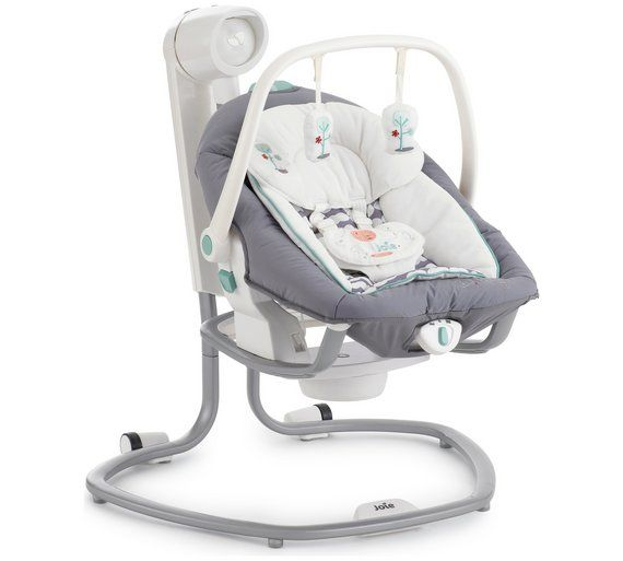Buy Joie Serina 2 in 1 Swing Rocker - Petite Tree at Argos.co.uk - Your Online Shop for Baby swings, Baby bouncers and swings, Baby toys, Baby and nursery.