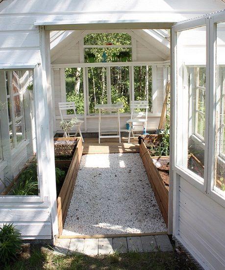 Bildresultat för vedspis i växthus