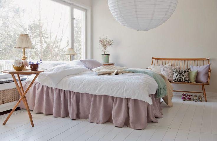 pink beddings
