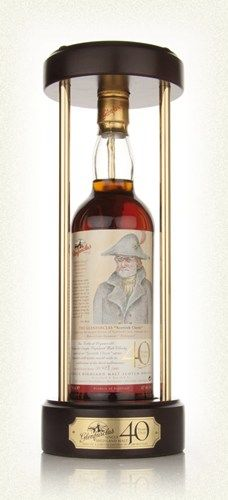 "In his dreams...@Howard Walthall Glenfarclas 40 Year Old - Scottish Classic ""Alan Breck"""
