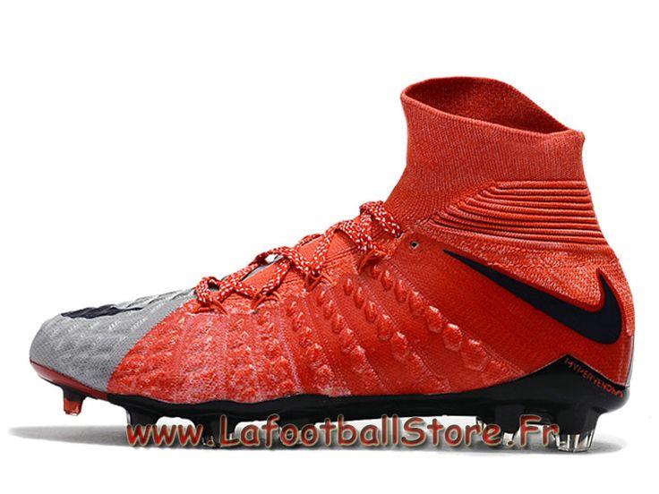 Nike Hypervenom Phantom 3 DF FG Chaussure de football à crampons pour  terrain sec pour Homme