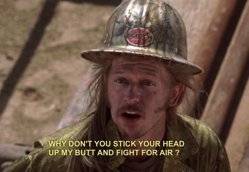 Joe Dirt quotes