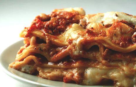 traditionele lasagne recept