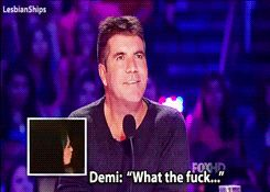 The X Factor makes a really bad Demi Lovato drinking joke. Click through to watch.