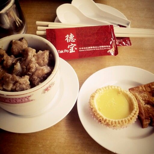 Tak Po restaurant, singapore #breakfast #singapore #chinatown