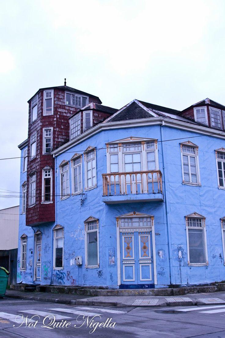Castro Chiloe Island via @notquitenigella