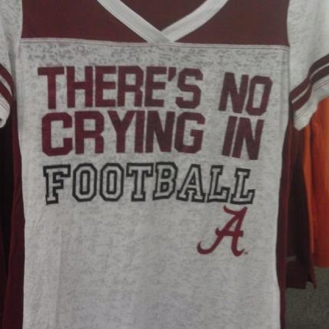 unles you're tebos...cracker barrell sells this shirt
