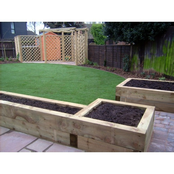 Best The Best Images About Garden Ideas On Pinterest Gardens Deck With Ideas  For Back Gardens Part 94