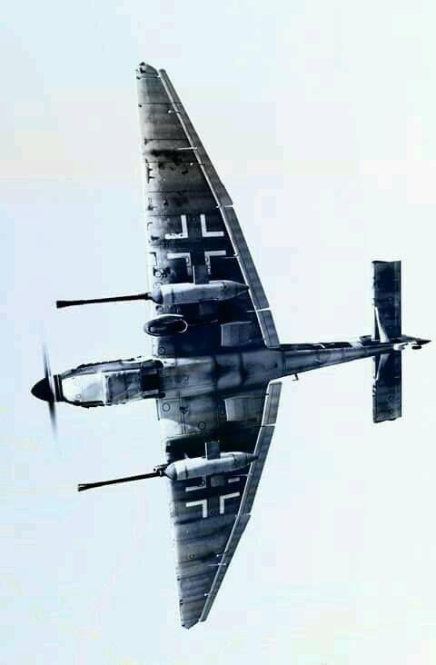 Junkers Ju 87 - 'Tank-buster'