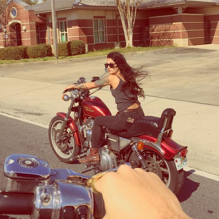 Real Biker Women hellraisins