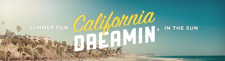 California Dreamin' - Jetsetter