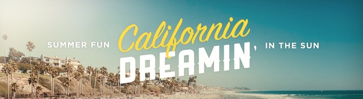 California Dreamin' - Jetsetter