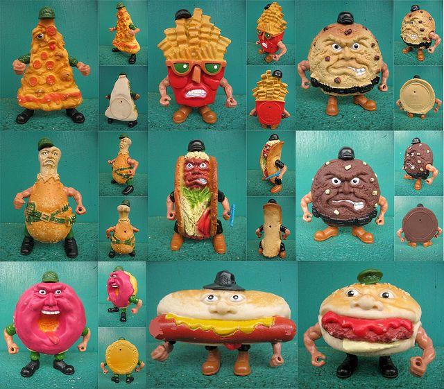 Food Fighters Figure - Mattel | Flickr - Fotosharing!