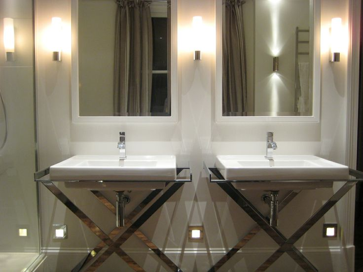Popular Bathroom Bathroom Lighting Bathroom Ideas Bathrooms Portfolio Lighting
