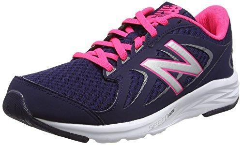 Oferta: 70€ Dto: -60%. Comprar Ofertas de New Balance Running, Zapatillas Deportivas para Interior Mujer, Multicolor (Navy-490CN4 B), 39 EU barato. ¡Mira las ofertas!