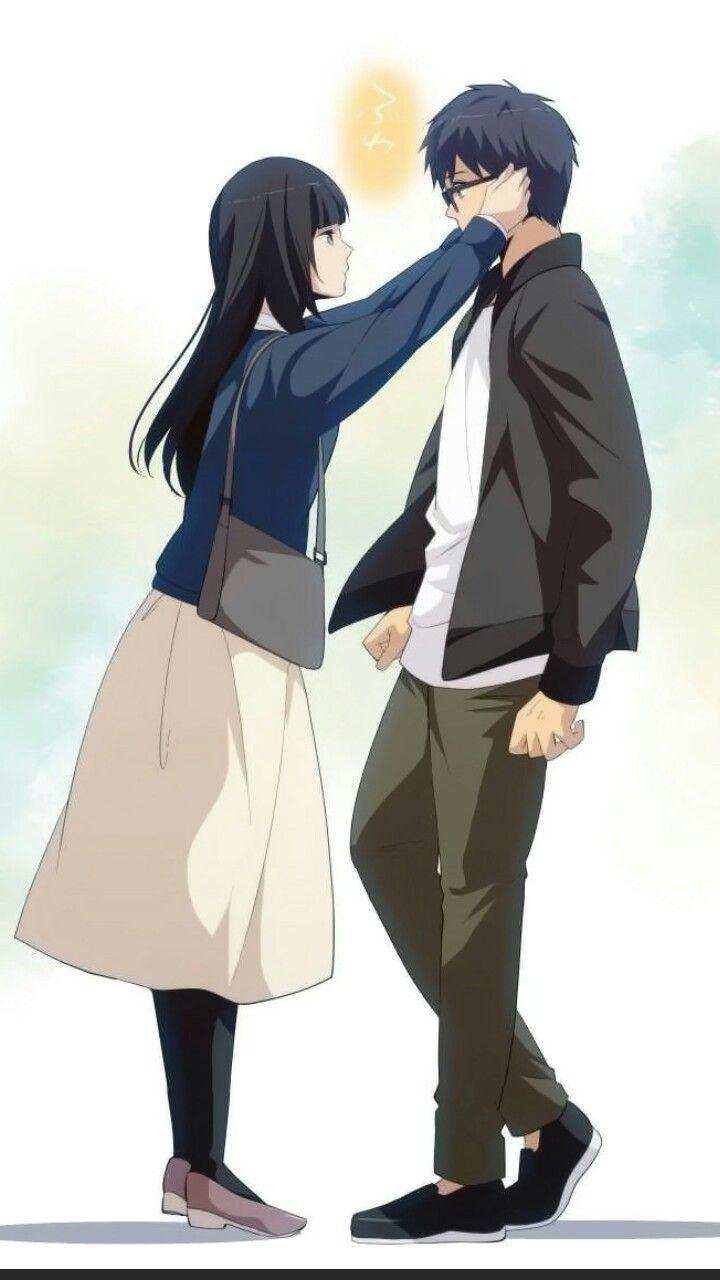 hishiro-san e kaizaki-kun reLIFE