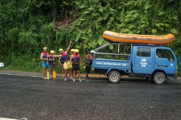 rafting - Sri Lanka - http://www.travelmoodz.com/en/travel-professional/raja-ranasinghe
