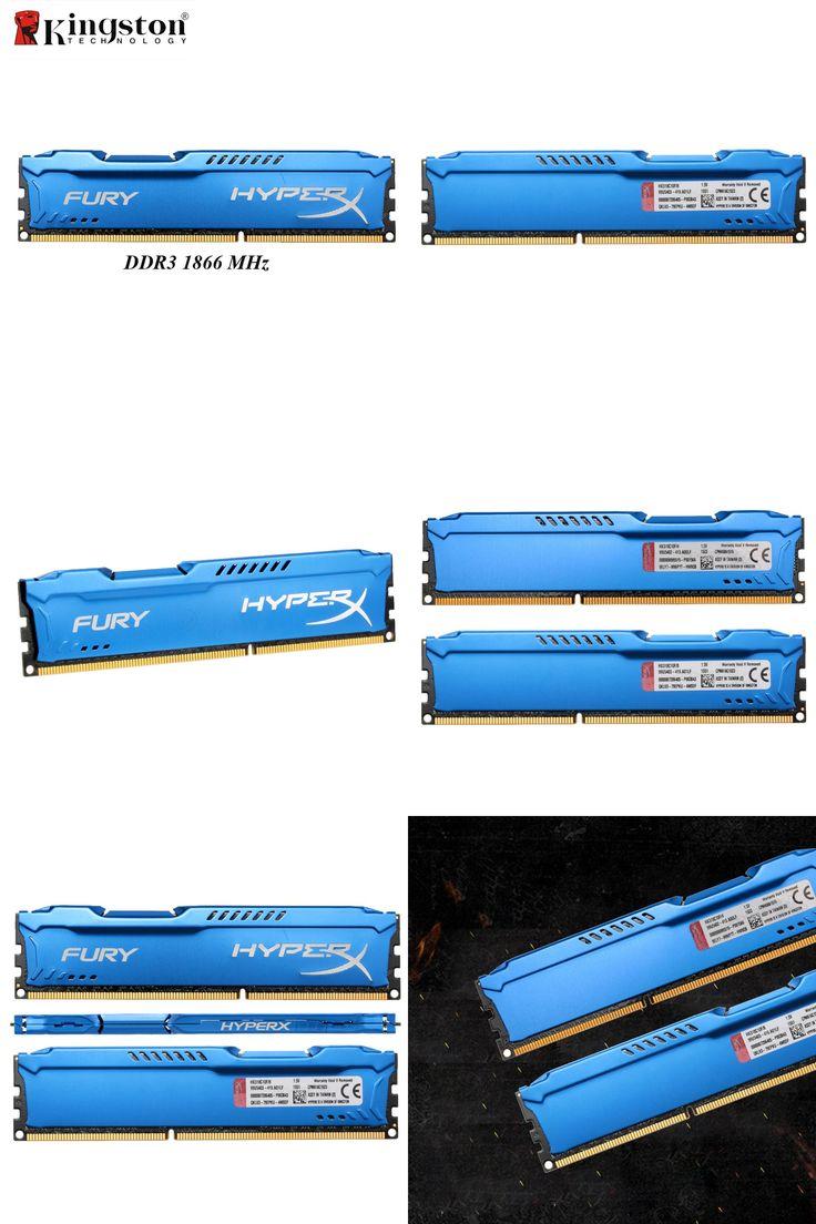 [Visit to Buy] Kingston HyperX Fury DDR3 4GB 8GB Memoria RAM 1866MHz DDR 3 DIMM Intel Gaming Memory For Desktop PC 204pin DDR3 SDRAM 4 GB 8 GB #Advertisement