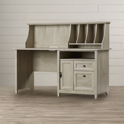 Found it at Wayfair - Lemire Computer Desk with Hutch