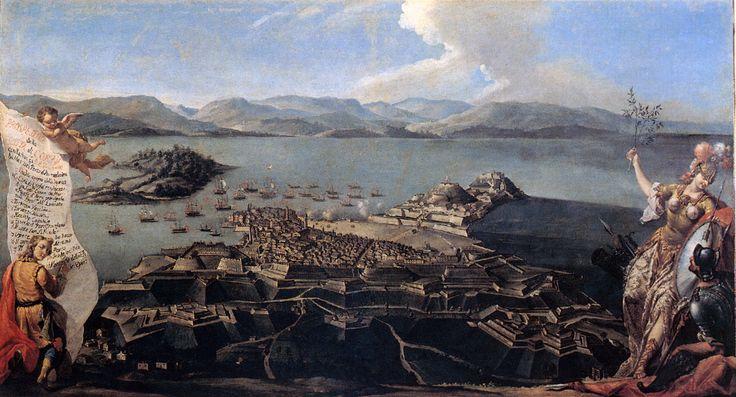 Η άφιξη του Γενικού Προβλεπτή, 18ος αιώνας