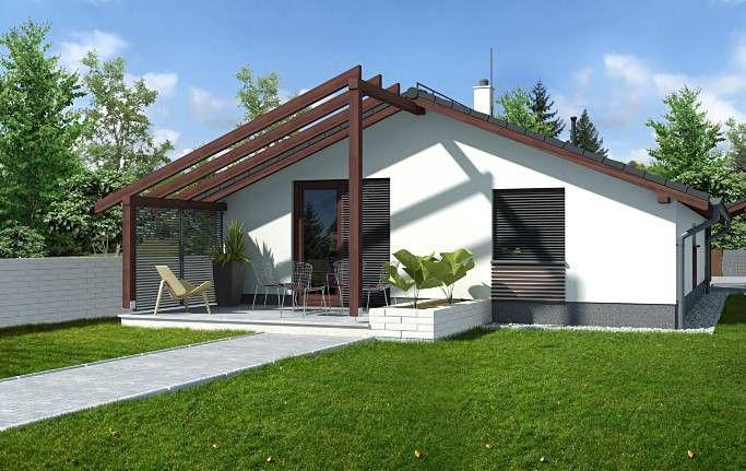Návrh rodinného domu STILO I PLUS od APEX ARCH s.r.o.