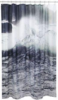 Badeforhæng Wave by Nord