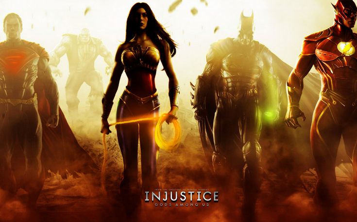 INJUSTICE: GODS AMONG US – Release Date and Battle Edition ...
