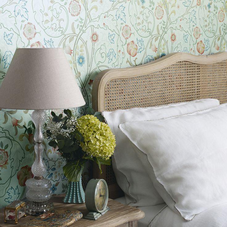 All'interno | Morris & Co | Flower Print