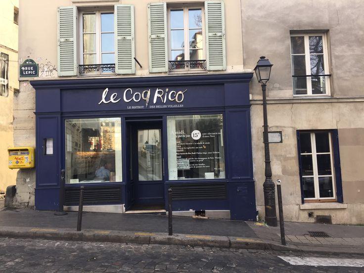Oggi voglo farvi conoscere un ristorantino piccolo ma molto chic in uno dei miei quartieri preferiti di Parigi : Montmartre. Se vi piace la carne Bianca non resterete delusi. Enjoy !