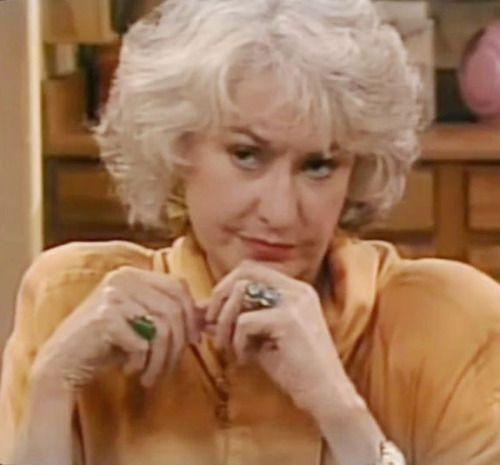 Golden Girls Bea Arthur | Bea Arthur fan site. - Bea Arthur as Dorothy Zbornak in The Golden ...