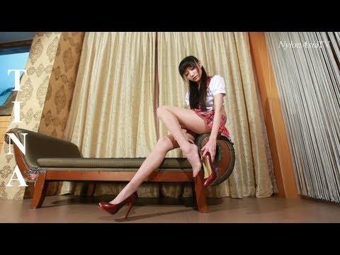 pin by nylon asia on hot asian   sexy legs   tina pinterest