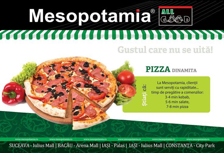 Pizza Dinamita.