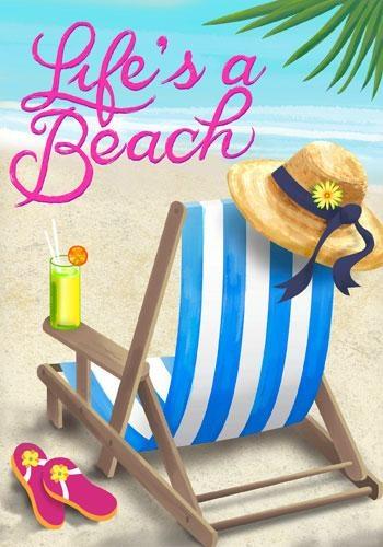 Life's a Beach! yes it is!!Lifes A Beach, Things Summer, The Ocean, Beach Signs, Things Beachy, Life A Beach, Beachy Things, Summer Lovin, Beach Life