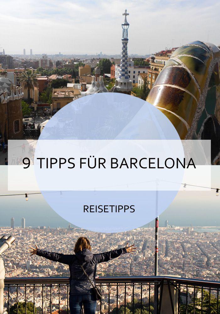 Du bist bald in Barcelona und brauchst noch Tipps, was du dort machen könntest? Dann hol dir meine 9 Anregungen für Sightseeings, Aktivitäten und Geheimtipps #barcelona #reisetipps #reiseblog #travel #städtetrip #sightseeing #sightseeingtipps #thingstodoinbarcelona #thingstodo #insiderinfo