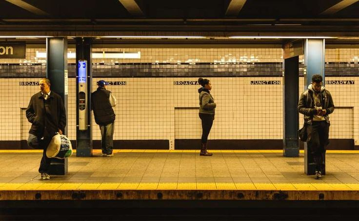 Transit Score: 84.1Population: 8,175,133In 2016, New York's Metropolitan Transportation Authority op... - Linda Moon / Shutterstock.com