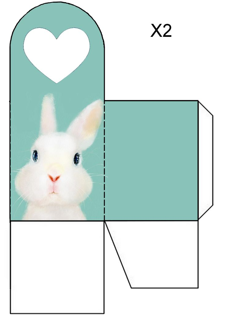69 best gift box 2 images on pinterest easter box templates and rabit bag by jb paper box templatebox templateseaster templatespaper boxesgift negle Images