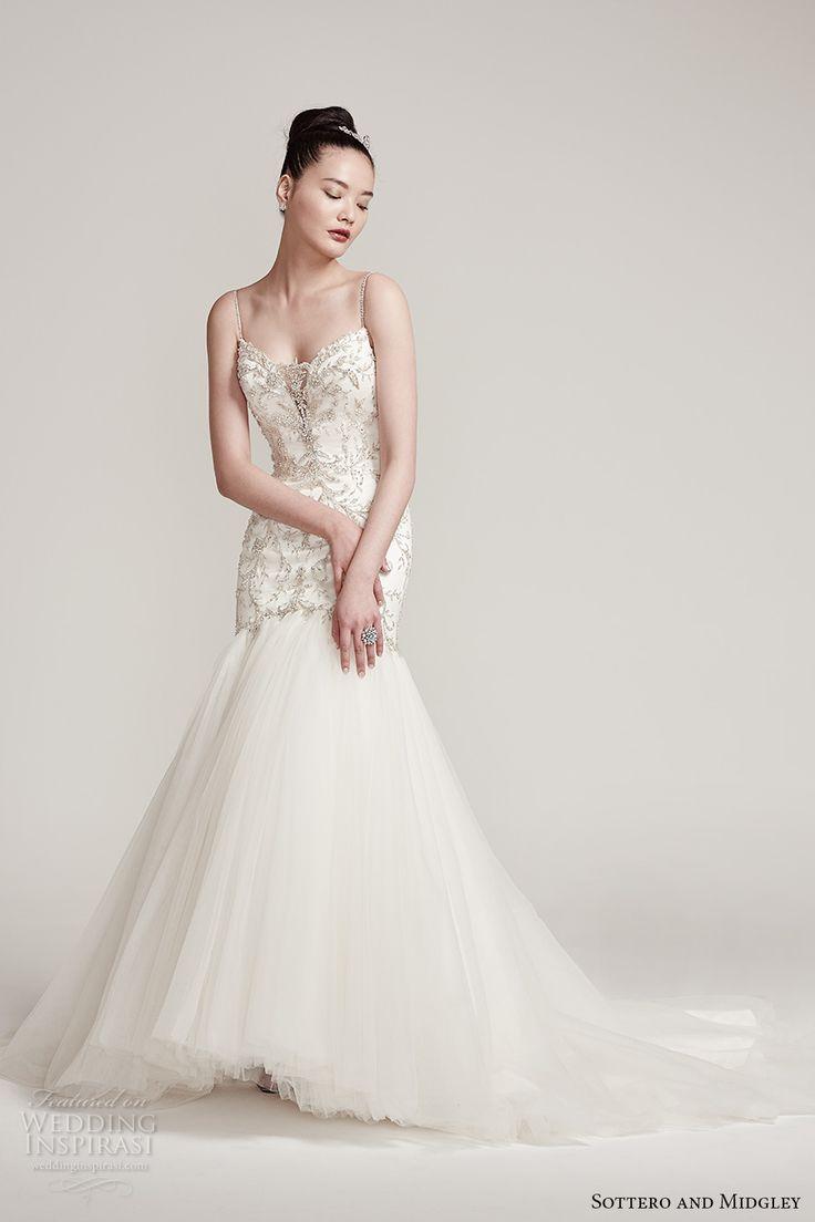25 best Wedding Dresses images on Pinterest | Wedding frocks ...