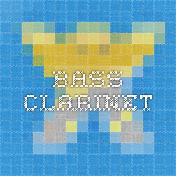 KONTAKT bass clarinet