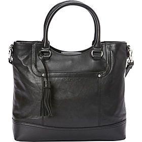 Tignanello Handbags | FREE SHIPPING Black Handbags and Purses - eBags.com