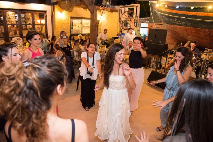 TARSANAS WEDDING PARTY-SYROS | lafete