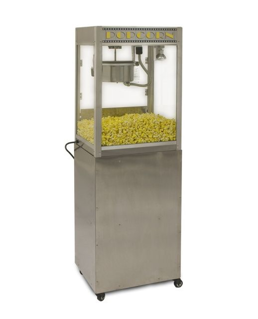 silver screen popcorn machine