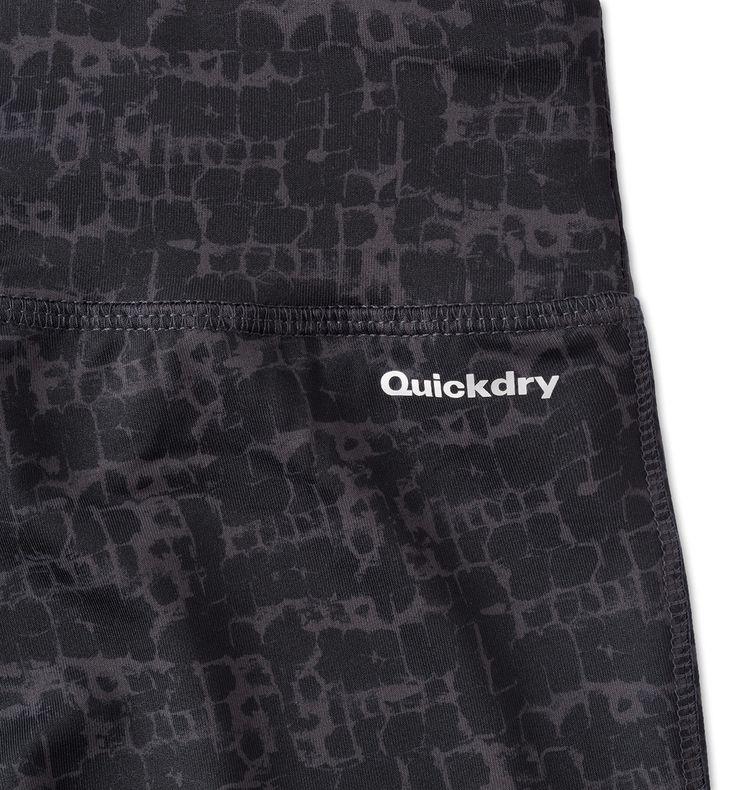 Pantalon de sport dans noir / gris