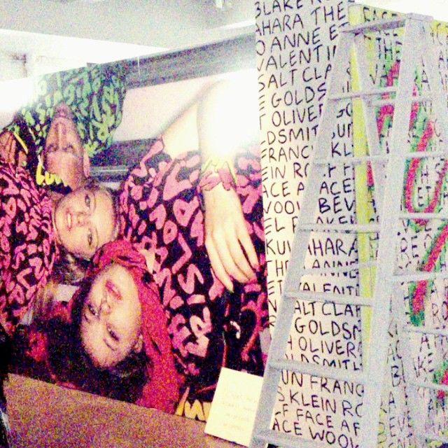 """At the Loft #LoftNYC #LoftNYC #OceansRoadTrip15"""