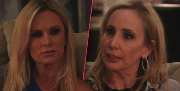 The Happiest Place On Earth? Misery Loves Company In The O.C., As Tamra Barney Cries Her Custody Battle Is 'Hell,' While Shannon Beador Sobs...