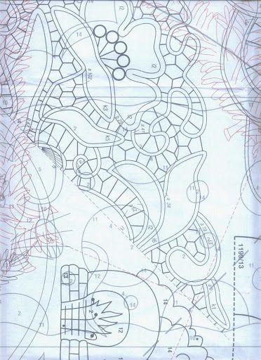 Мои румынские салфетки-6 и схемы к ним | Блог. Наталья Сазонова | Группы Мой Мир
