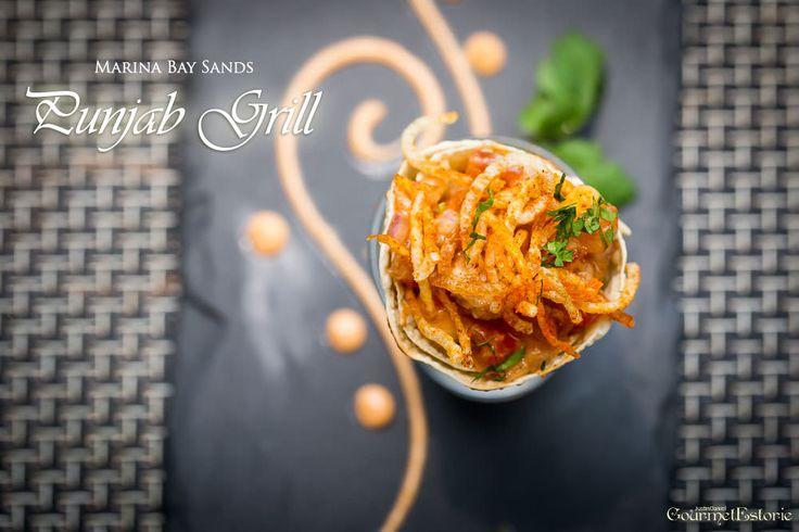 Taste a pinnacle of haute Indian cuisine at Punjab Grill, Marina Bay Sands