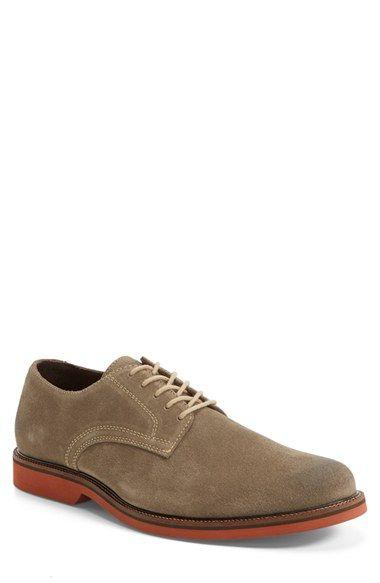 Nordstrom 'Carson' Buck Shoe (Men) (Online Only) | Nordstrom
