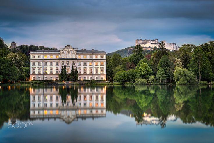 Castle Leopoldskron by Sabine Wagner on 500px